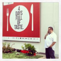 Taste 2013