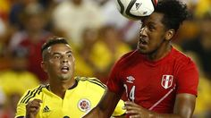 Perú vs. Colombia: los uniformes que lucirán para el trascendental partido.