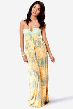 lulus.com maxi dress  i have been WAITING for this to be back in stock, i'm buying it now!