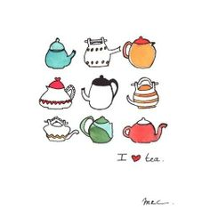 Only teapots... (How