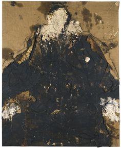 'Conde Duque de Olivares' (1989) by Manolo Valdés