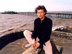 """""""Way back in 1996, Rupert presented a report for BBC-TV's heritage conservation series One Foot in the Past about the importance of Birnbeck Pier in Weston-Super-Mare where Rupert grew up and appeared on the pier in entertainments as a kid."""""""