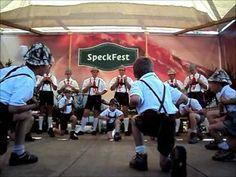 Villnösser Schuhplattler @ Speckfest 2011