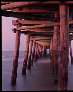 Virginia Beach, Below the Pier