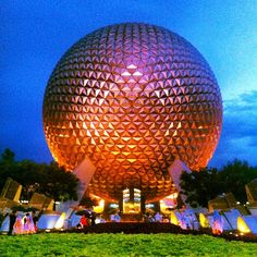 where else can you let your inner geek shine while enjoying brews, yummy treats, and live music?!  duh, the Epcot Food and Wine Festival!!