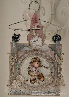So cute and I love the hanger ~ Monique Lokhorst Designs