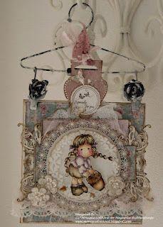 So cute and I love the hanger ~ Monique Lokhorst Designs