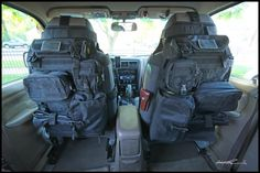 Who is using what when it comes to seat covers? I would like to get some nice seat covers for a 100 series, maybe a tuff canvas or like material. Jeep Wrangler Accessories, Jeep Accessories, Tactical Truck, Tactical Gear, Tactical Seat Covers, Tacoma Truck, Toyota Tacoma 4x4, Hors Route, Pajero Sport