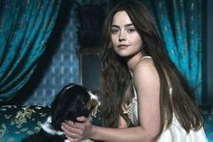 The much-anticipated new ITV drama Victoria starring Doctor Who star Jenna Coleman shows how the young queen harboured steamy desires Victoria Show, Victoria Series, The Young Victoria, Victoria And Albert, Queen Victoria, Jenna Coleman, Albert King, Doctor Who Companions, Anne With An E