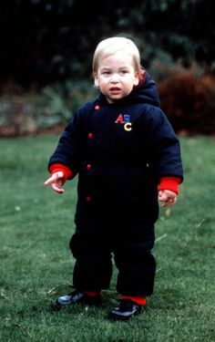 Young Prince William