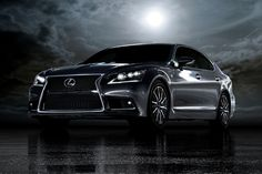 2013 Lexus LS 460 F Sport...my favorite car<3