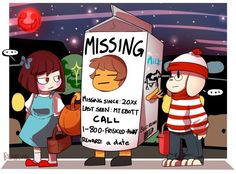 Have you seen this child?