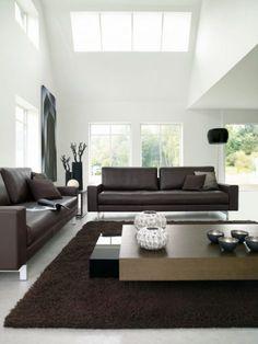 Sofa * Ideen fürs Wohnzimmer * Wohnzimmereinrichtung * livingroom * home * Rolf Benz