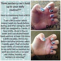 Testimonial! http://www.crissyb.jamberrynails.net/