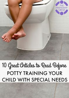potty traininga toilet training video aid for special needs