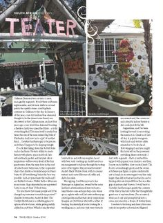 Magazine article about JanHarmsgat in Cullinan. Our Town, Magazine Articles, Wedding Venues, Wedding Reception Venues, Wedding Places, Wedding Locations