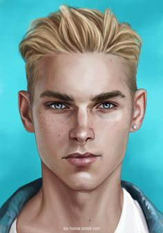 Swan from Kavinsky's Dream Pack by xla-hainex.tumblr.com Love it! It's so interesting to see how other people think about other characters that aren't given much description in the original story! #TheRavenCycle #TRC #KavinskyDreamPack