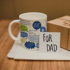 Unique Gifts For Dad, Funny Gifts For Dad, Dad Jokes, Funny Jokes, Terrible Jokes, Funny Coffee Mugs, Fathers Day, Laughing, Birthdays