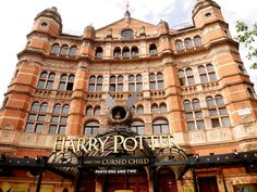 Harry Potter and the Cursed Child Review & Tips if you're going to see the play - Palace Theater in London