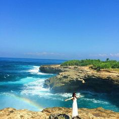 Awesome Devil's Tears in Nusa Lembongan *Just be careful guys #fascinatingbali #instago #liveauthentic #gopro #photooftheday #travel #lembongan #ocean #awesome ============================== Photo by  @benybean Thanks for sharing. NOTE : KEEP BALI CLEAN IF WANT TO REGRAM FROM THIS PAGE PLEASE MENTION @fascinatingbali & PHOTO'S OWNER. THANKS  ============================== Visit our Site (link on Bio) Keep use our hashtag to allow Us feature your moment in Bali…