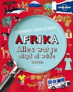 Kinderreisgids Afrika - alles wat je altijd al wilde weten | Lannoo