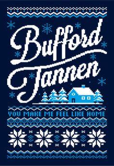 Bufford Tannen by Yeaaah! Studio , via Behance