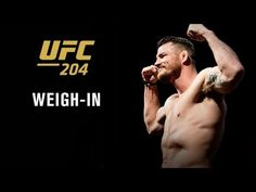 UFC 204 Weigh-In Video & Results - http://www.lowkickmma.com/UFC/ufc-204-weigh-in-video-results/
