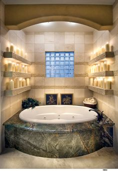 Create A Romantic Bathroom Retreat By Integrating A Traditional Master Bath  With The Master Bedroom For The Ultimate Space For Relaxation And Romance.