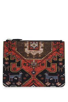 GIVENCHY Carpet Print Medium Pouch   REEBONZ THAILAND created by #ShoppingIS