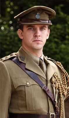 exhibition | Downton Abbey Exhibit.. Matthew Crawley ..