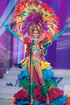 Top 10 National Costumes of Miss Universe 2014 | http://thepageantplanet.com/top-10-national-costumes-of-miss-universe-2014/