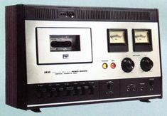 AKAI GXC-500D  1974
