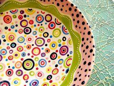 whimsical circles design...    charityhofert, via Flickr