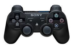 PlayStation 3 Dualshock 3 Wireless Controller (Black) (Video Game)By Sony Computer Entertainment Playstation 2, Xbox 360, Nintendo Ds, Nintendo Games, Wii U, Ps3 Controller, Tag Pin, Sony, Map Sensor