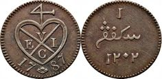 The Honourable British East India Company Coin