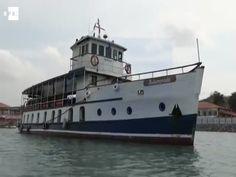 Un Paseo En El Barco De Al Capone Por El Canal De Panamá #Video