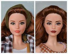 Barbie Sweet Tea: Segunda fase de tuneo.  