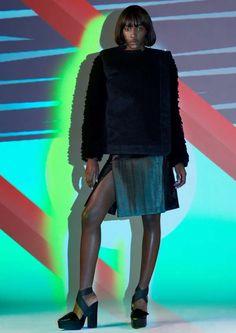 Street Cyborg Catalogs - The Liisa Kessler Lookbook Showcases Futuristic Fashions (GALLERY)
