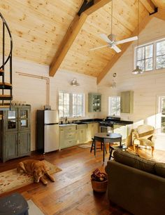 A Modernized Cabin: Ideas and Inspiration