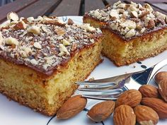 Baileys - Marzipan - Blechkuchen (Rezept mit Bild) | Chefkoch.de
