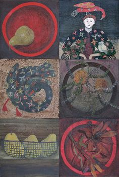 story of six by cate edwards, via Flickr
