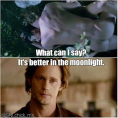 Oh, yes indeed Eric! True Blood Season 7