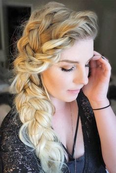 Easy Quick Hairstyles for Busy Mornings ★ See more: http://glaminati.com/easy-quick-hairstyles-busy-mornings/