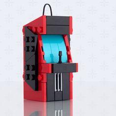 Arcade Machine: Red