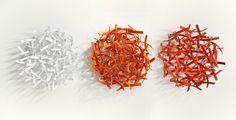 Matt Devine, Untitled Rounds, Joanne Artman Gallery