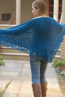 Reawick by Gudrun Johnston This shawl pattern is part of the Green Mountain Weekend ebook.