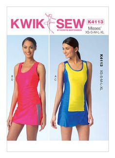 K4113 | Kwik Sew Patterns
