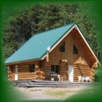 Summit Creek Cabins, Crowsnest Pass, Alberta. Right on the Continental Divide, Heart of the Rocky Mountains. Wish I was there now!