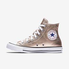 d2a7af722db8 Converse Chuck Taylor All Star Metallic High Top Women s Shoe Size 13  (Orange) - Clearance Sale