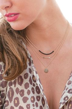 I really want these stella and dot necklaces!